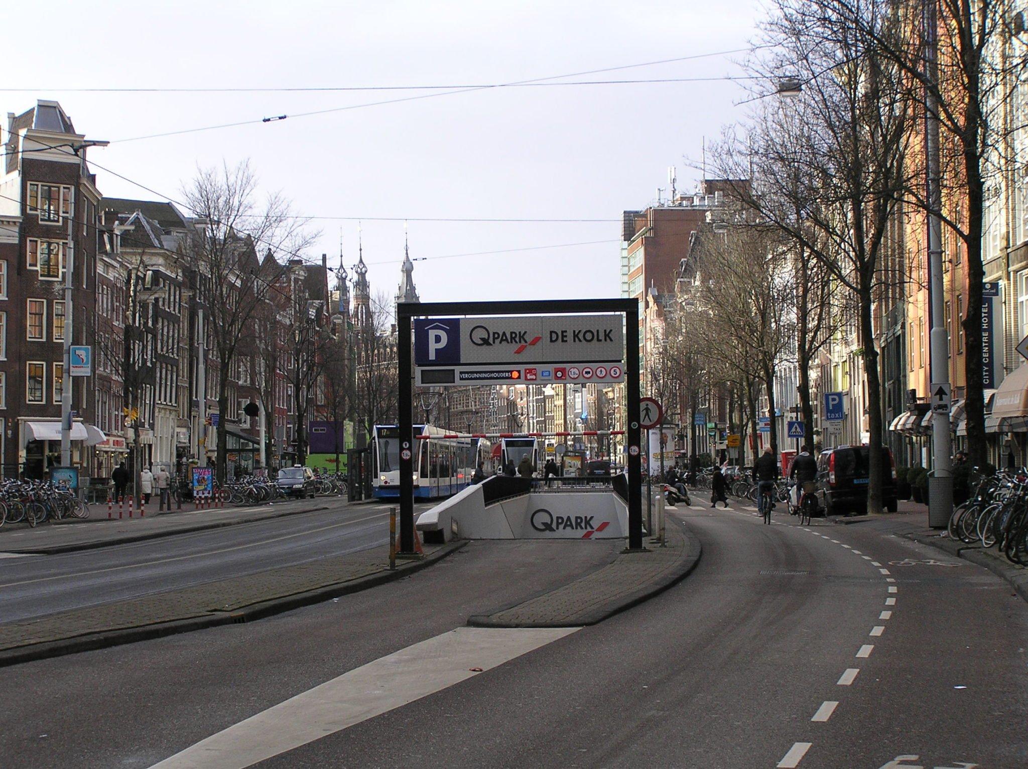 Q Park Amsterdam