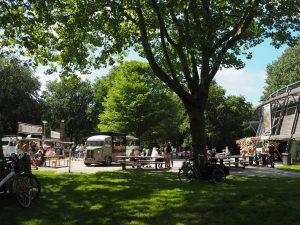 Pure Markt Amsterdamse Bos