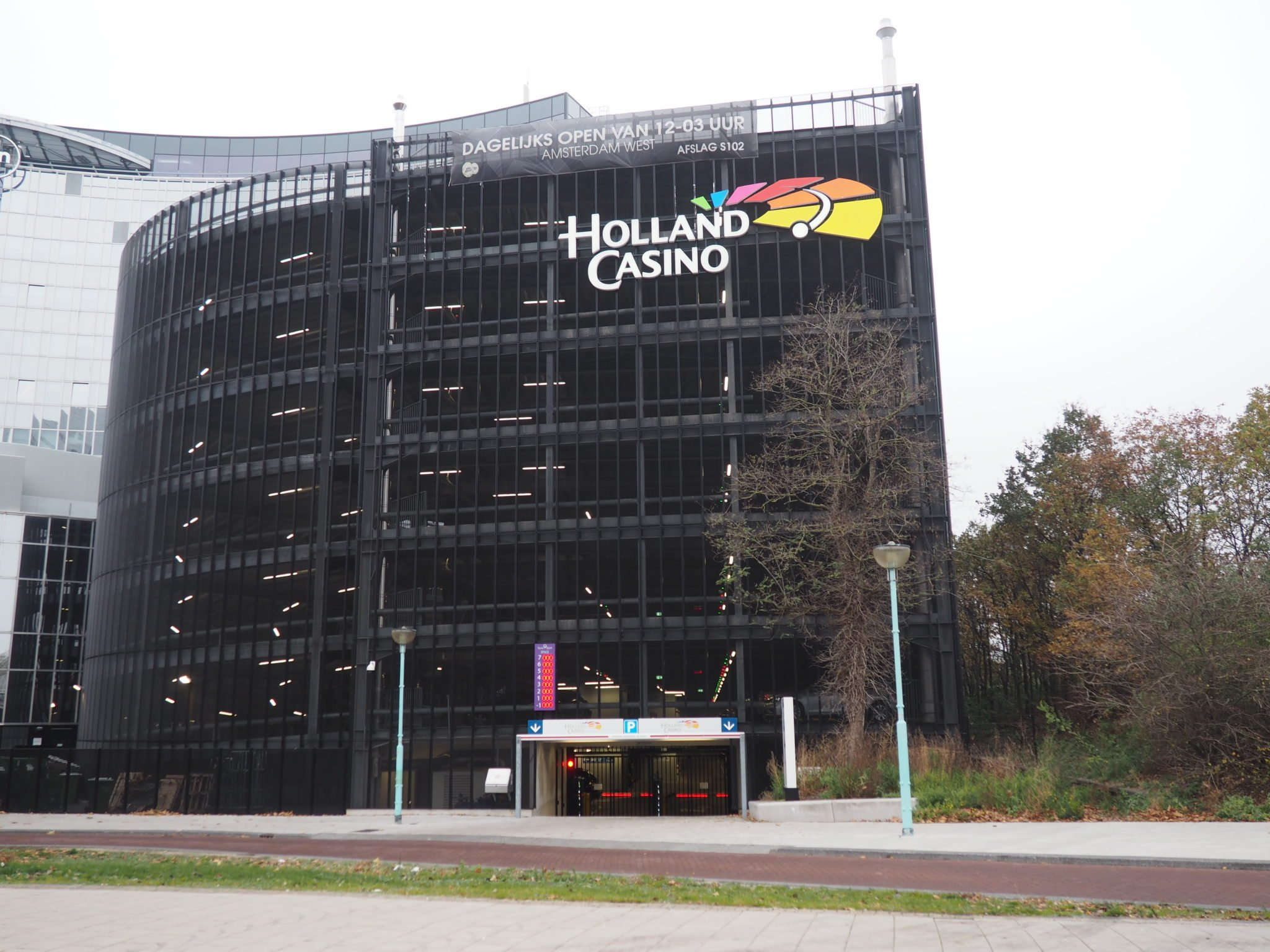 Holland Casino Amsterdam Parkeren
